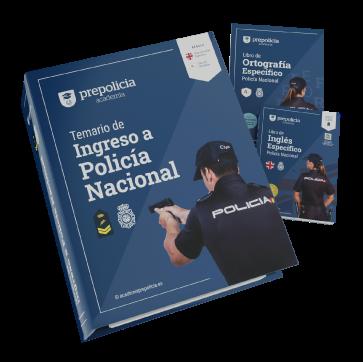 Temario Escala Básica Policía Nacional
