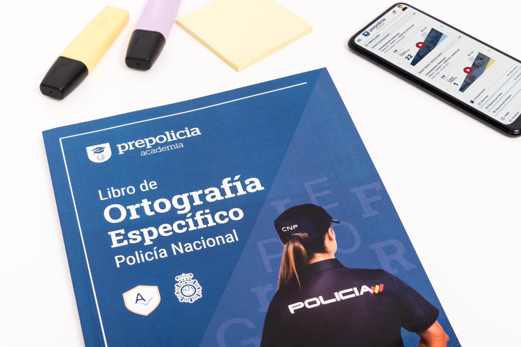Temario Policia