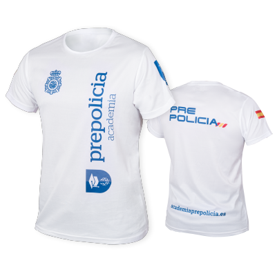 Camiseta Técnica Prepolicía